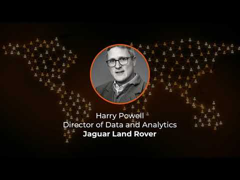 Graph + AI World 2020 - Keynote Speaker - Harry Powell of Jaguar Land Rover
