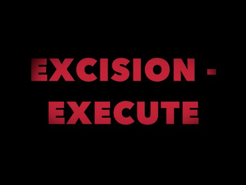 Excision  Execute Metal Guitar