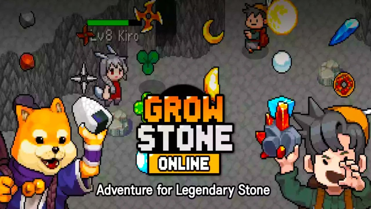 Image result for growstone game
