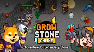 Grow Stone Online - Idle RPG