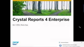 SAP BusinessObjects BI 4.1: What's New in Release 4.1 Support Package 6?