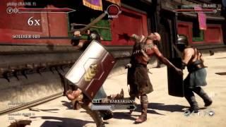 Ryse Son of Rome Gladiator Mode Trailer Gamescom 2013 Türkçe Altyazı
