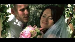 Видеосъёмка свадьбы в Тихвине.