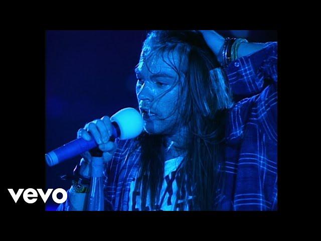 Guns N' Roses - Live And Let Die (Live)