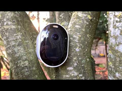 Arlo Pro 3 Wireless Security System blogger review