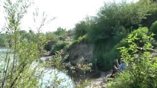 ФИДЕР НА ОКЕ. СПАССК 2013 HD(Новое видео о рыбалке в Рязанской области в Спасске.Хорошая,теплая погода,что ее надо для хорошей рыбалки.П..., 2014-02-06T09:02:37.000Z)