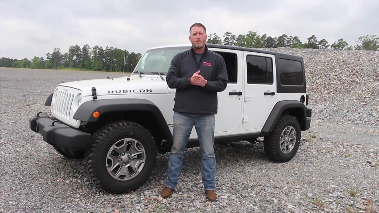 Steve Landers Dodge >> How to Use the Jeep Wrangler 4x4 System | Steve Landers Chrysler Dodge Jeep Ram in Little Rock ...