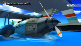 Wii Sports Resort - Airsports - Island Flyover - Happy Kids Games And Tv - 1080p