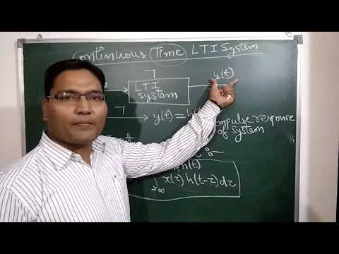 signals and systems(Continuous Time LTI System) gate lecture no.21