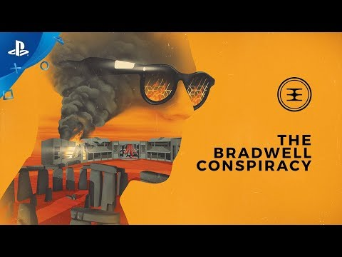 The Bradwell Conspiracy - Reveal Trailer   PS4