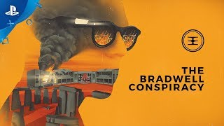 The Bradwell Conspiracy - Reveal Trailer | PS4