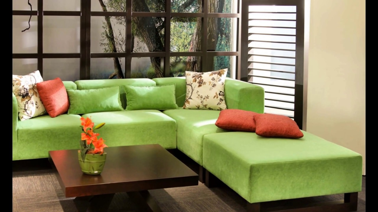 The Fabulous L Shaped Sofa Designs For Living Room - YouTube