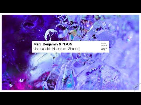 """Marc Benjamin's Releases Uplifting """"Unbreakable Hearts"""""""