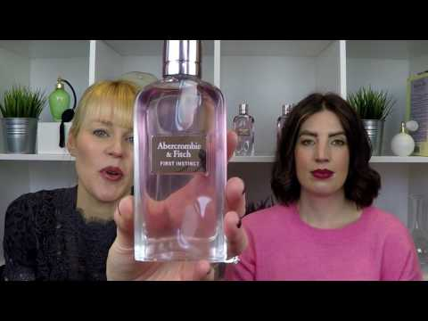 Beauty Review - Abercrombie & Fitch First Instinct Her Perfume