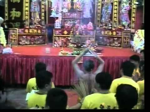 新加坡三皇五帝乩童 Festival 2003 Part5