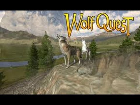 Wolf Quest: Ep3 - Finding a Mate