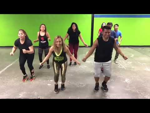 La Cobra Zumba choreography by Irving Ramirez
