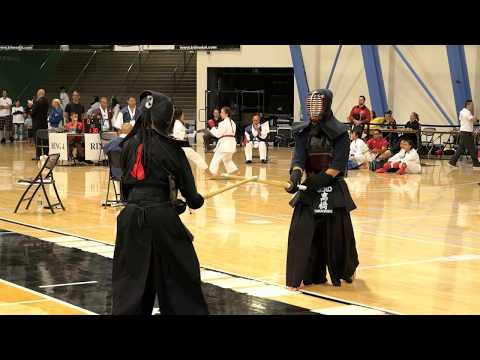 Kendo 2017 Nikkei Games 3 Dan Division: Round Robin 10
