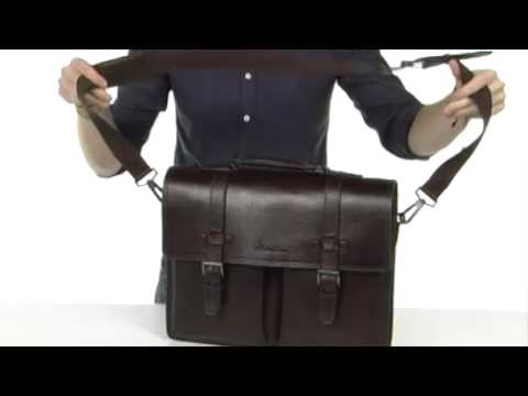 Kenneth Cole New York Durango Leather Leather Double