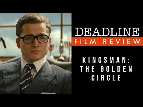 Kingsman: The Golden Circle Review - Taron Egerton, Colin Firth