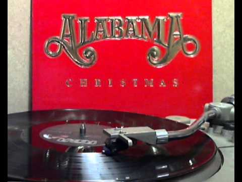 Alabama Christmas In Dixie.Alabama Christmas In Dixie Original Lp Version