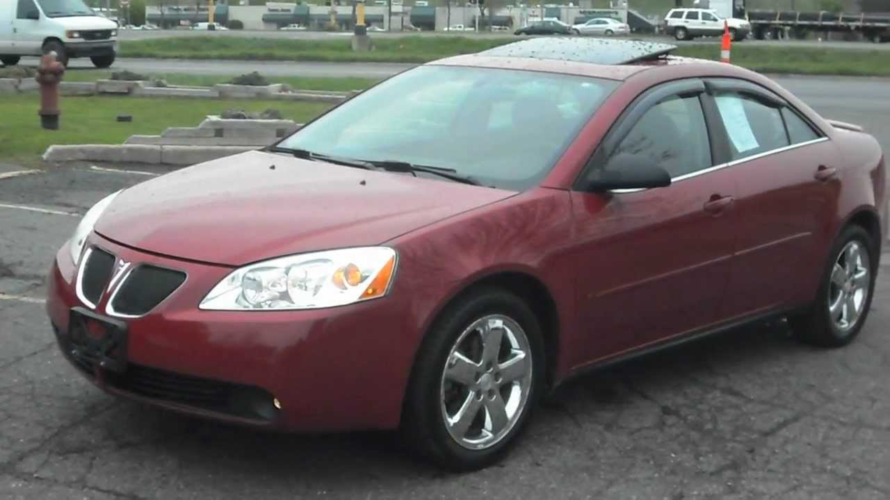 2007 Pontiac G6 4 Door 3 5 V6 Loaded 58 000 Miles Warranty 9995 You