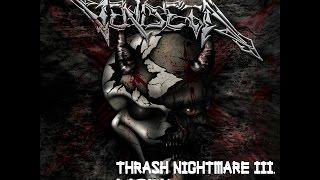 Vendeta, Thrash Nightmare III , 31.10.2015  Písek   Divadlo Pod Čarou,