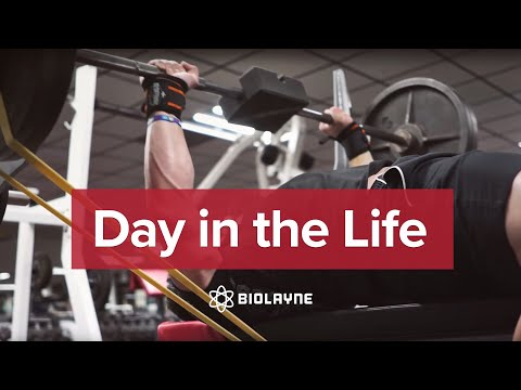 BioLayne Video Log - Day in the Life