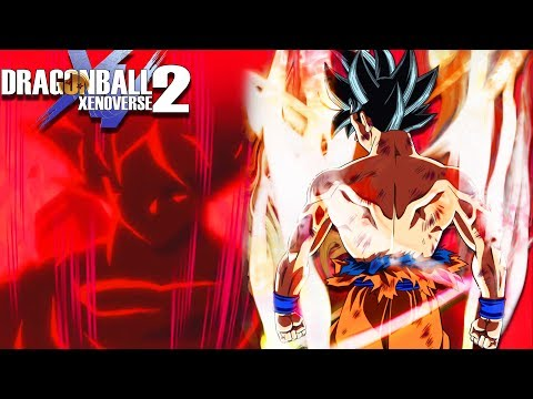 GOKU'S NEW GOD FORM! Limit Breaker God Goku Vs Universal Warriors | Dragon Ball Xenoverse 2 Mods