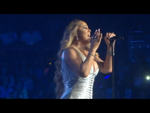 Mariah Carey- Vision Of Love Live Philadelpia (Aug 16, 2017)