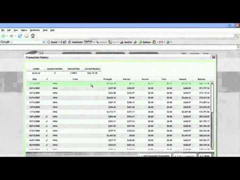 Advanced Interest Minimizer User Demo - YouTube