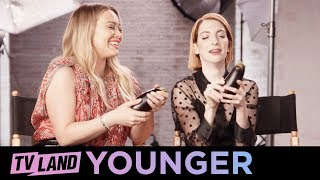 Cast of Younger Play 'Cop a Feel' | TV Land