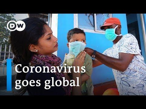 China coronavirus spreads to India and Philippines   DW News