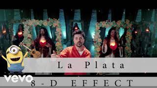 (8D AUDIO) La Plata (LYRICS) - Juanes ft. Lalo Ebratt