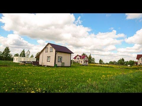 Продажа домов на улице Лесная сказка в деревне Мураново в