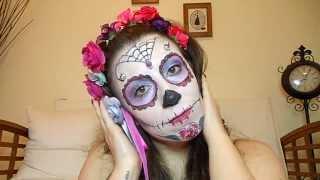 SUGAR SKULL- Dia de los Muertos (teaser)