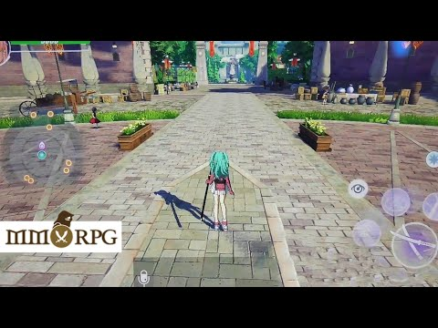 Top 16 Anime Style MMORPG Android & IOS Games!