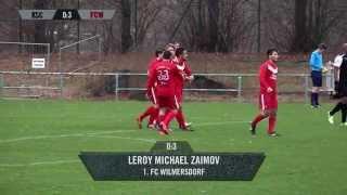 Köpenicker SC - 1. FC Wilmersdorf (Berlin-Liga) - Spielszenen | SPREEKICK.TV