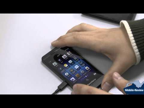 Обзор ОС Blackberry 10 - интерфейс, сравнение с MeeGo