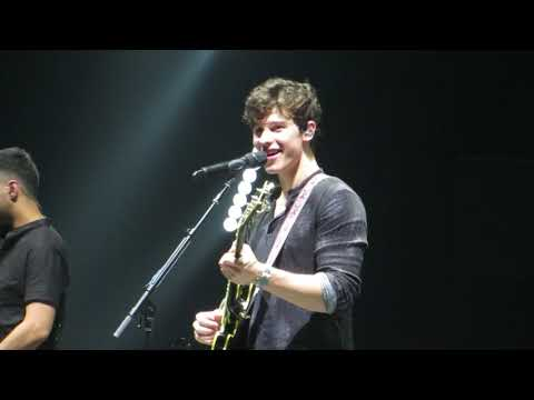 Don't Be A Fool; Shawn Mendes Brisbane 29.11.17