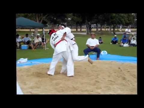 Okinawa Ryuibukan Association. Okinawa Sumo tournament 2016