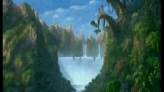 Disney Tarzan Yell