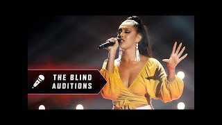 Blind Audition: Jazmin Varlet 'Love The Way You Lie' (Part 2) - The Voice Australia 2019