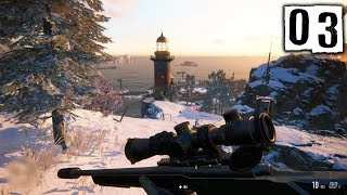 Sniper Ghost Warrior Contracts - Part 3 - Lighthouse Sniping