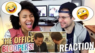 michael office bloopers