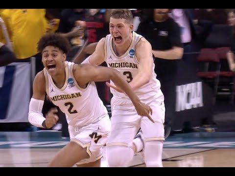 Michigan Does March Right with Buzzer-Beating Game-Winner vs. Houston