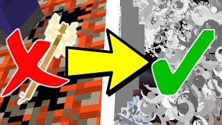DID YOU KNOW THOSE 4 SECRETS ABOUT THE TNT MINECRAFT ?