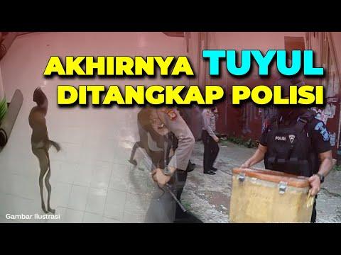 Dua TUYUL PENCURI Kotak Amal Masjid Berhasil Ditangkap Polisi