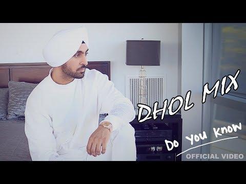 """Do You Know Diljit Dosanjh"" (Dhol Mix) | Dj Hans | Bhangra Remix | Latest Punjabi Song 2016"