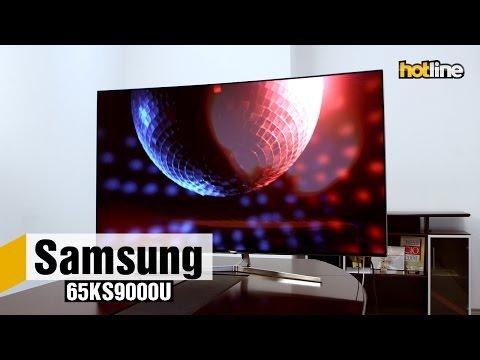 Samsung 65KS9000U – обзор SUHD телевизора